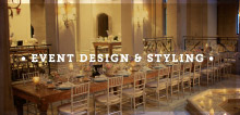 Event Design & Styling